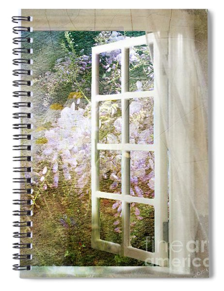 Yesterday Today And Tomorrow Spiral Notebook