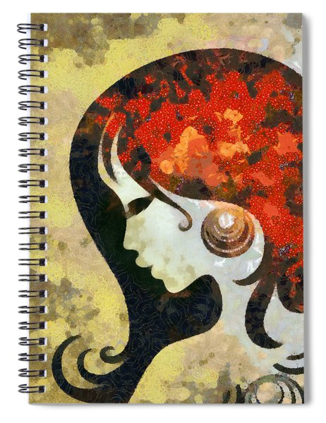You Are The Only 1 Spiral Notebook
