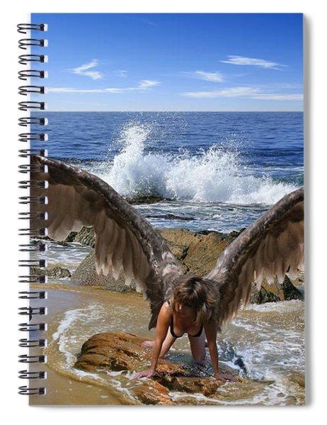 You Cried Out And I Came Spiral Notebook