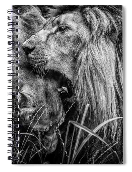 You Will Be Queen Spiral Notebook