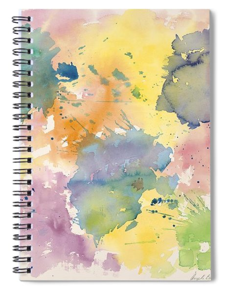 Young Souls Spiral Notebook