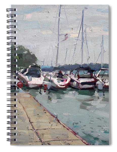 Youngstown Yachts Spiral Notebook