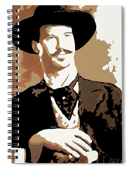Your Huckleberry Spiral Notebook