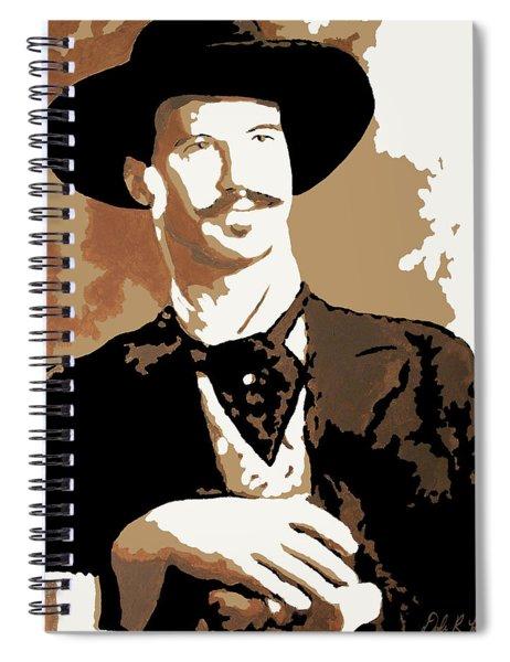 Your Huckleberry Spiral Notebook