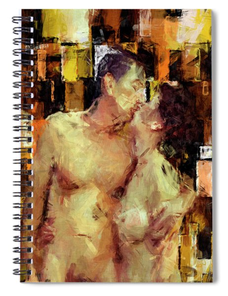 You're The One Spiral Notebook