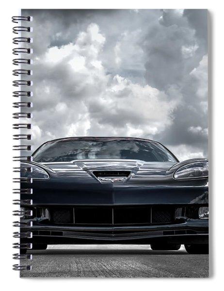 Z06 Spiral Notebook