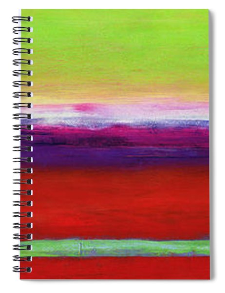 Zanja Spiral Notebook