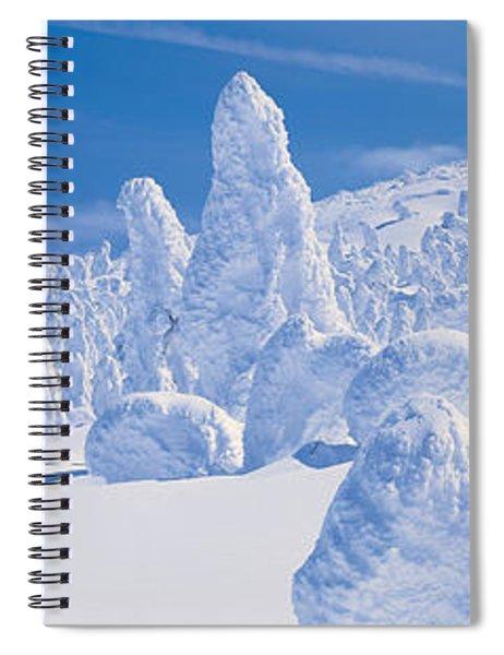 Zao Yamagata Japan Spiral Notebook