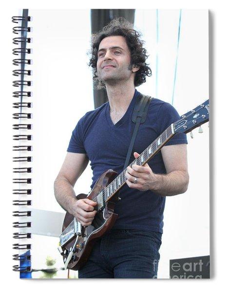Zappa Plays Zappa Spiral Notebook