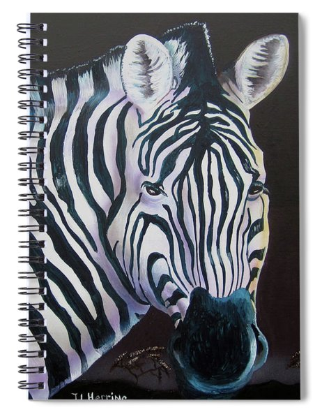As Night As Day  Spiral Notebook