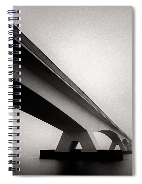 Zeelandbrug 2 Spiral Notebook