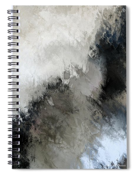 Z V Spiral Notebook