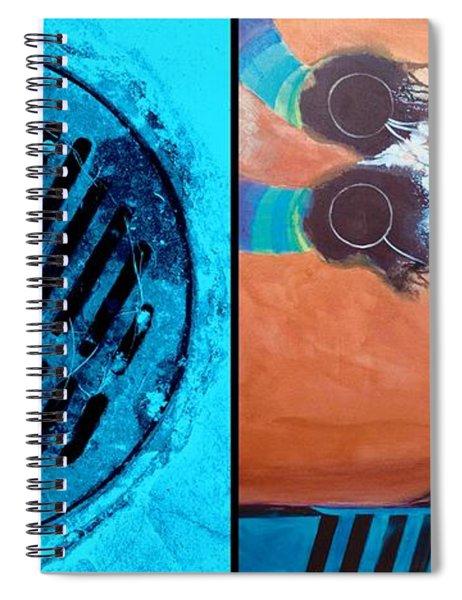 J Hotography 10 Spiral Notebook