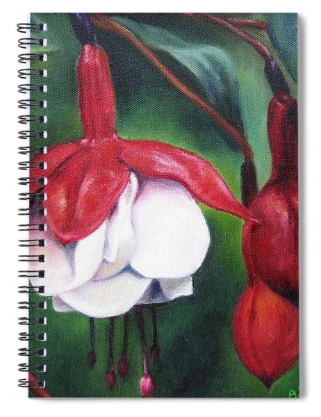 Big Bold And Beautiful Spiral Notebook