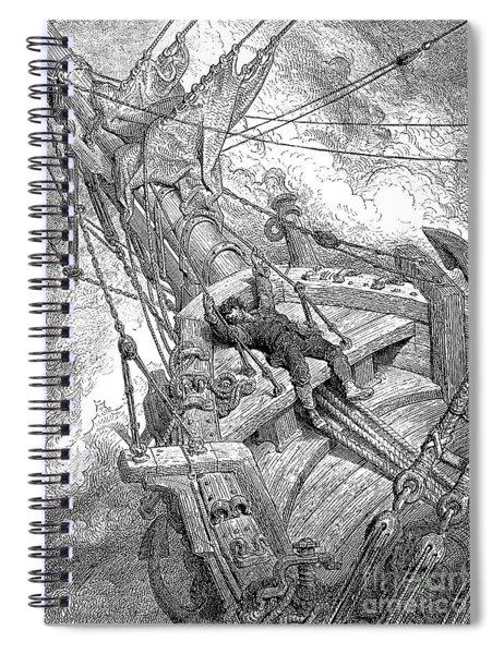 Ancient Mariner Spiral Notebook