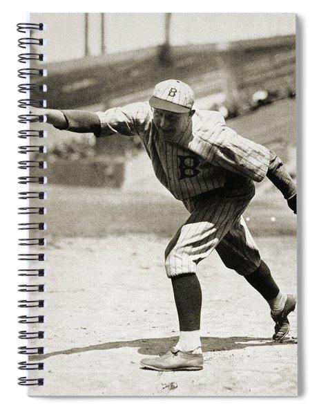 Dazzy Vance (1891-1961) Spiral Notebook