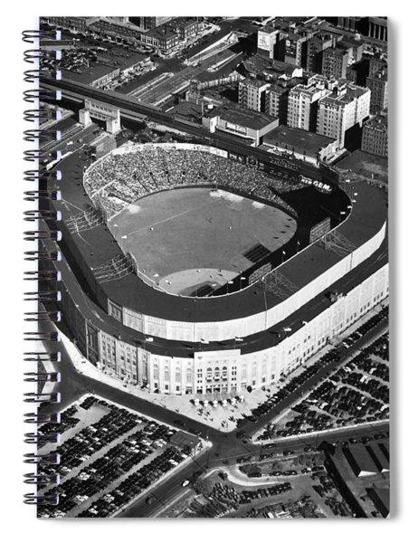 New York: Yankee Stadium Spiral Notebook