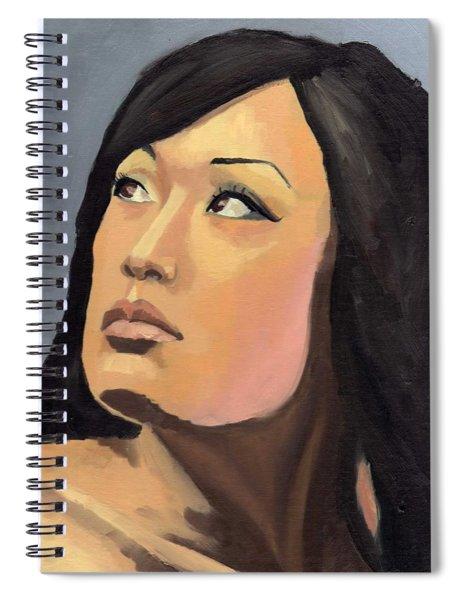 Portrait Spiral Notebook