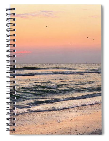 Postcard Spiral Notebook