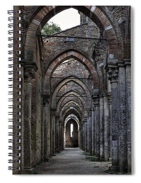 San Galgano Spiral Notebook