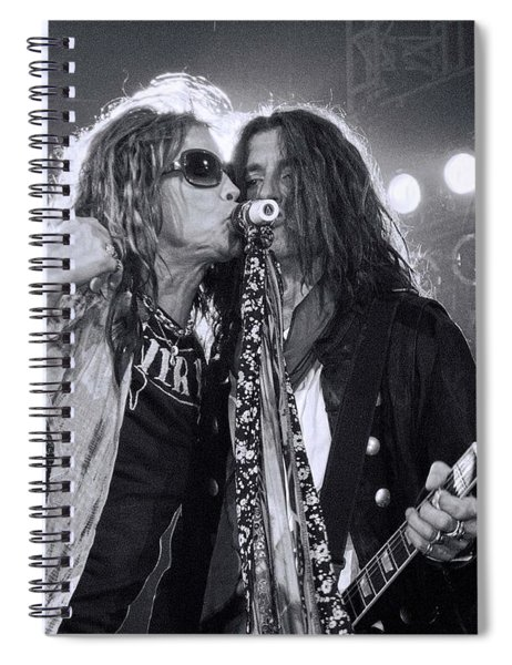 Toxic Twins  Spiral Notebook