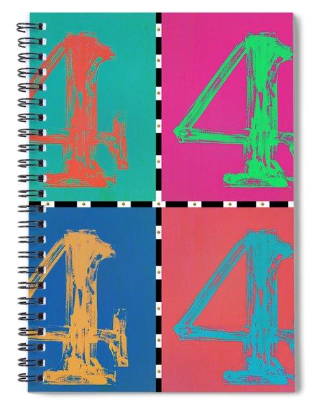 16 Spiral Notebook