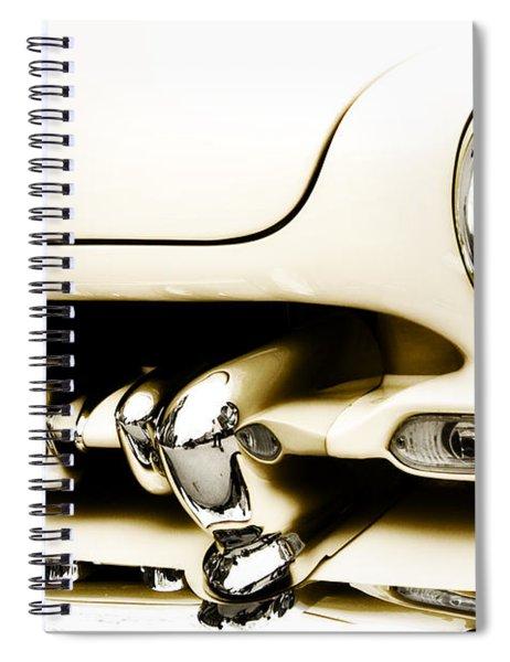 1949 Mercury Spiral Notebook