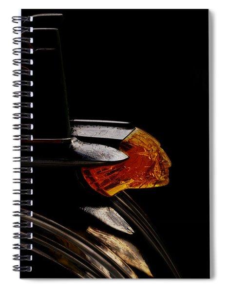 1953 Pontiac Indian Chief Spiral Notebook