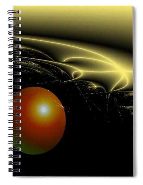 A Star Was Born, From The Serie Mystica Spiral Notebook