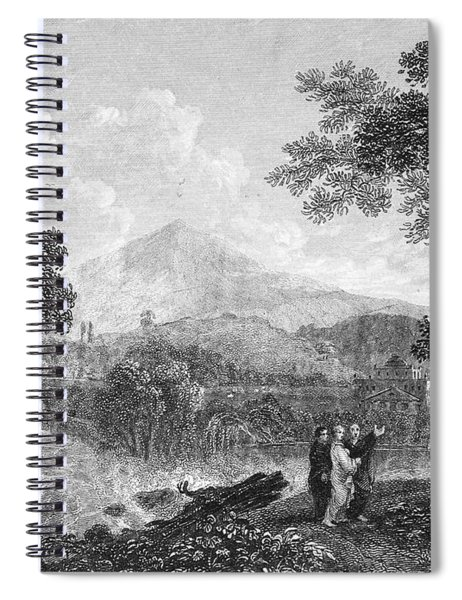 Marcus Tullius Cicero Spiral Notebook