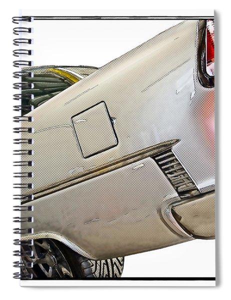 '55 Chevy Spiral Notebook