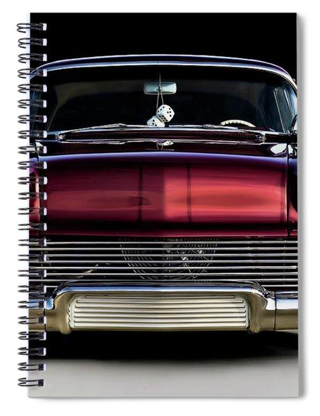 '58 Impala Custom Spiral Notebook