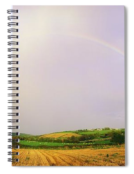 Rock Of Cashel, Co Tipperary, Ireland Spiral Notebook by The Irish Image Collection