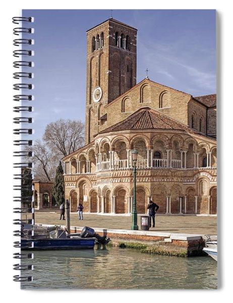 Murano Spiral Notebook