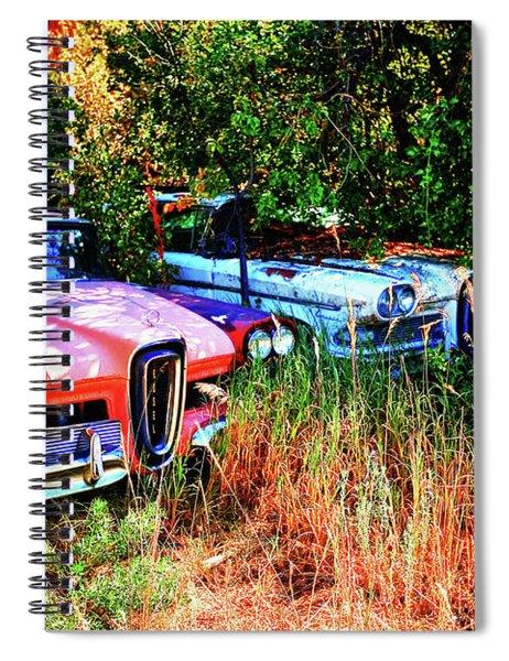 A Fords Dream Spiral Notebook