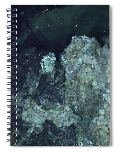 Active Hydrothermal Vent Spiral Notebook