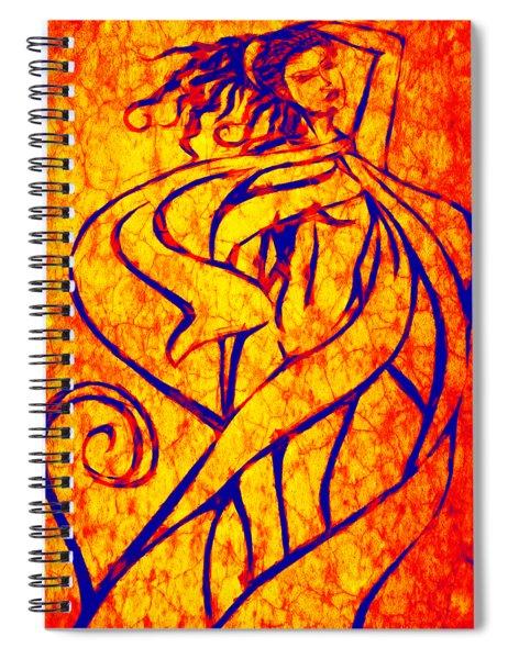 Always A Woman 3 Spiral Notebook