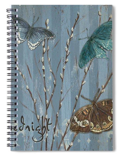 Always Kiss Me Goodnight Spiral Notebook