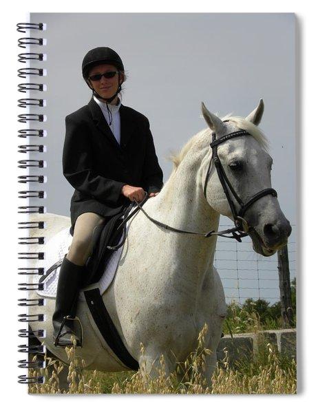 Another Beau  Spiral Notebook