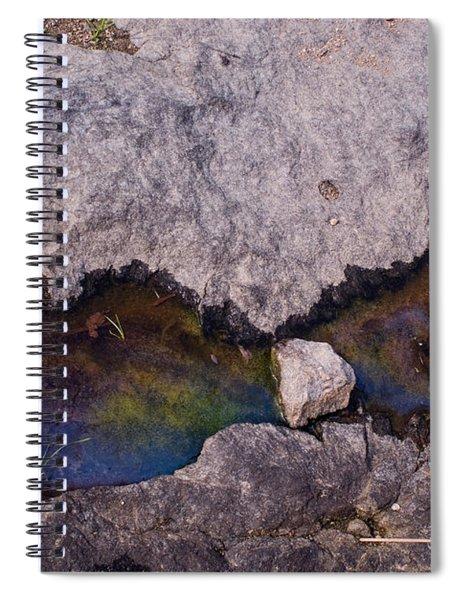 Another World V Spiral Notebook