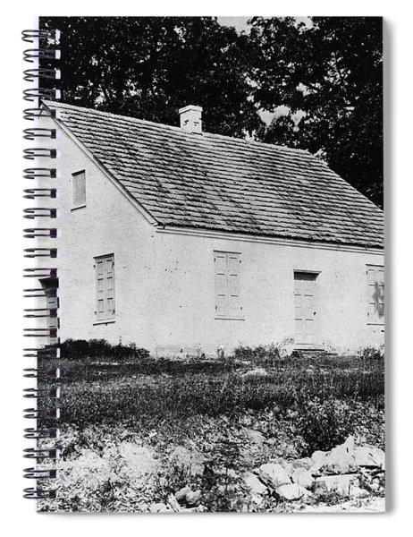 Antietam: Dunker Church Spiral Notebook