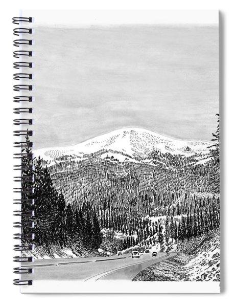 Apache Summit Siera Blanco Spiral Notebook