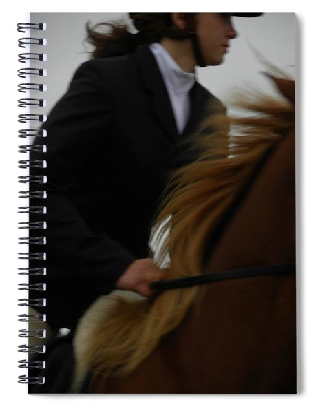 Arianne Spiral Notebook