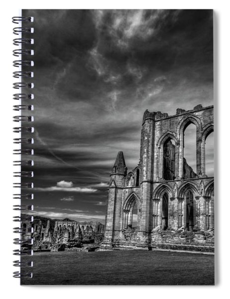 At The Dreamscape Ruins Spiral Notebook