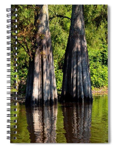 Atchafalaya Basin 53 Spiral Notebook