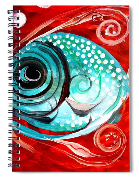 Attract Spiral Notebook
