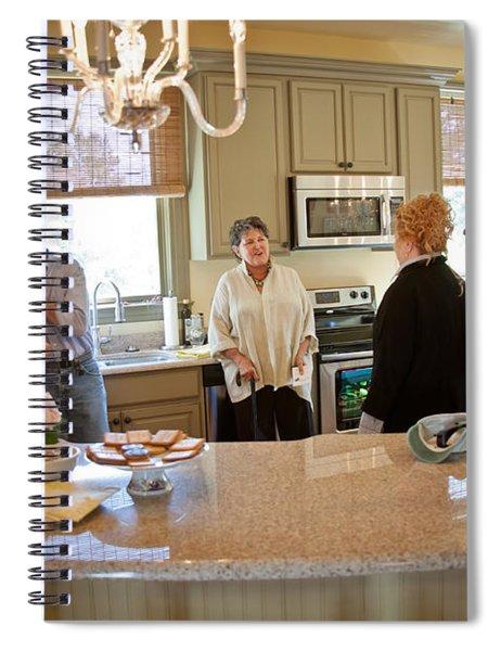 Augusta Bandb Spiral Notebook