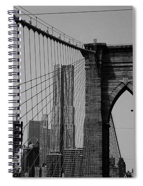 Beekman Tower Spiral Notebook