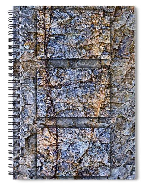 Between Tides Number 13 Spiral Notebook