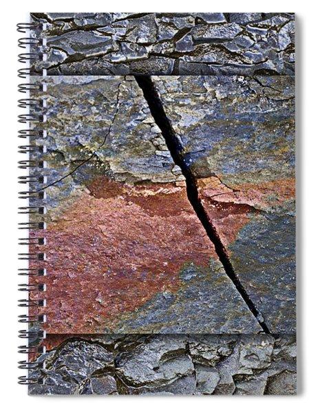 Between Tides Number 15 Spiral Notebook